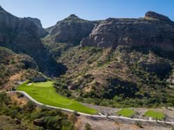 3rd Hole, Dazante Bay Golf Club
