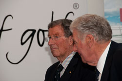 Peter Thomson and John Jacobs